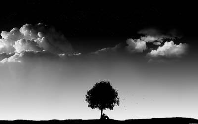 ALONE by DEMISSIO