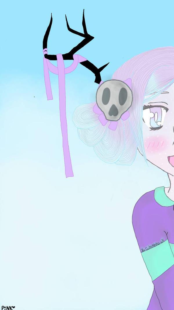 Gloomy Fawn Girl by ReikoAnonzuKouji