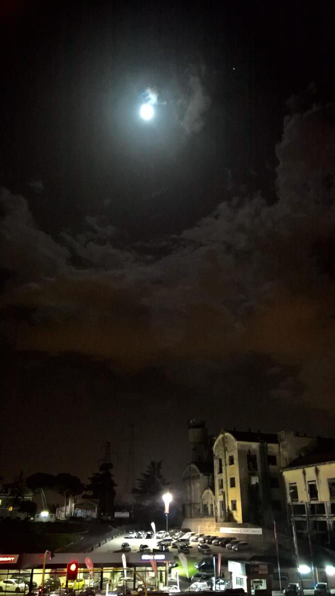 Night time by pigiama
