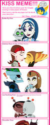 The Ultimate Ratchet and Clank Kiss Meme! by Sofie-Spangenberg