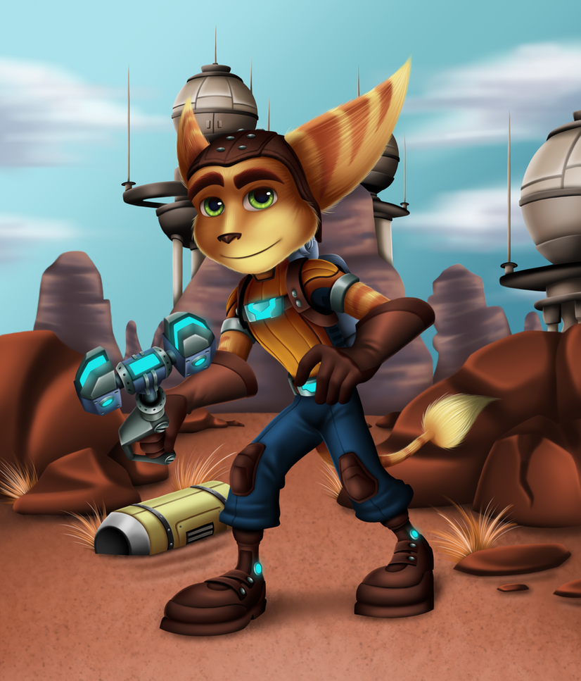 Ratchet by Sofie-Spangenberg