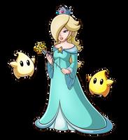 Hall of Royalties - Princess Rosalina by Sofie-Spangenberg