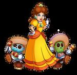 Hall of Royalties - Princesse Daisy