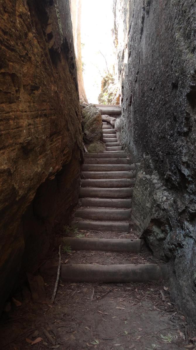 Stairs 2 by veryevilmastermind