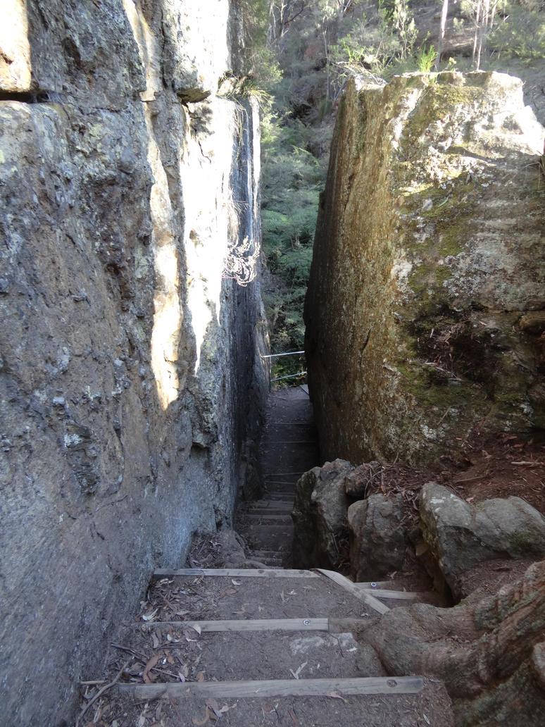 Stairs 3 by veryevilmastermind