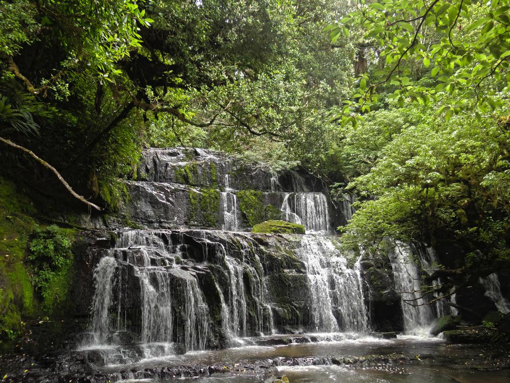 Waterfall 6 by veryevilmastermind