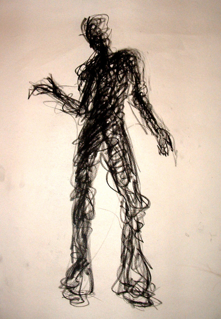 The Human Form in Wire by Piebaron on DeviantArt