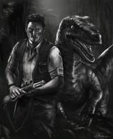 Jurassic World by Josephine-frays