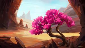 Desert Blossom by Josephine-frays
