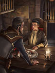 Echoes of Thunder: Crow Master and Lord Viren