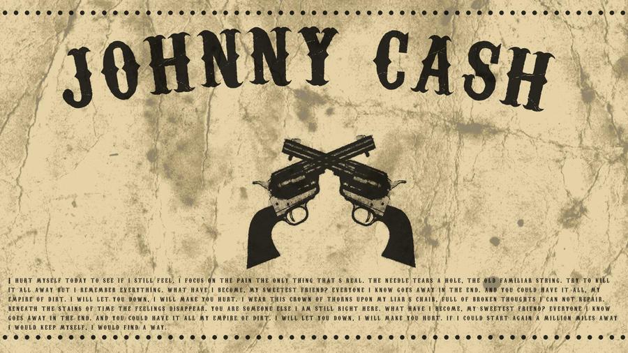 Johnny Cash Wallpaper By Ilkyazd On DeviantArt