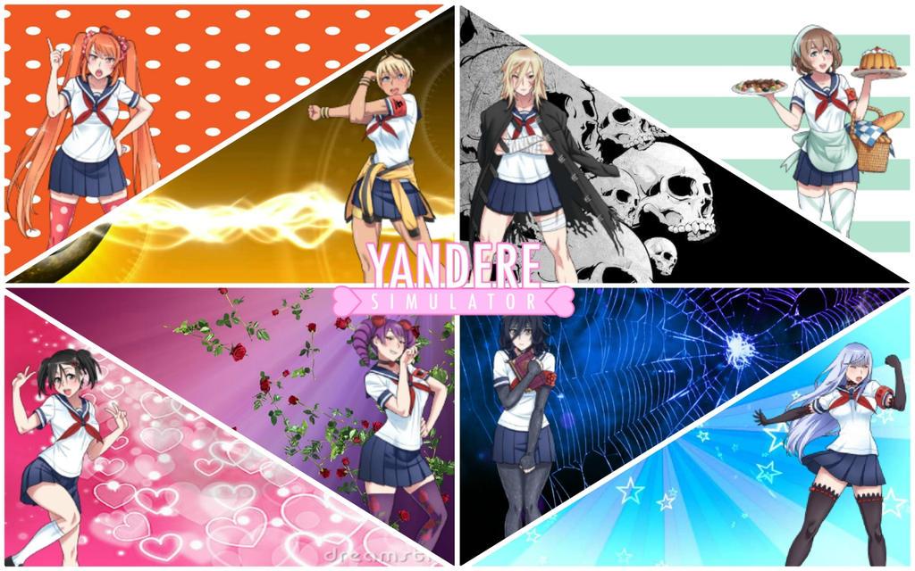 Yandere Simulator Rivals Wallpaper By ArtsyGamerGurl On