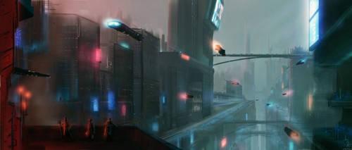 Trade District by GregKap