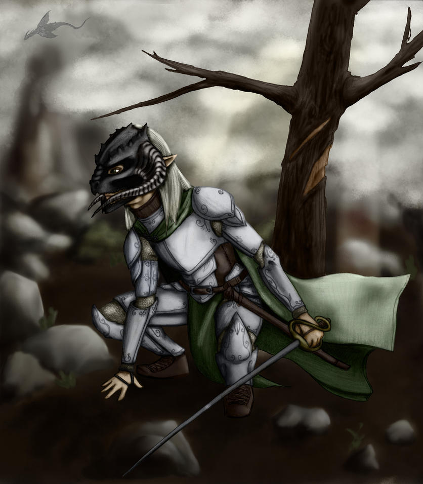 Yoren, Hunter by sixlegdragon