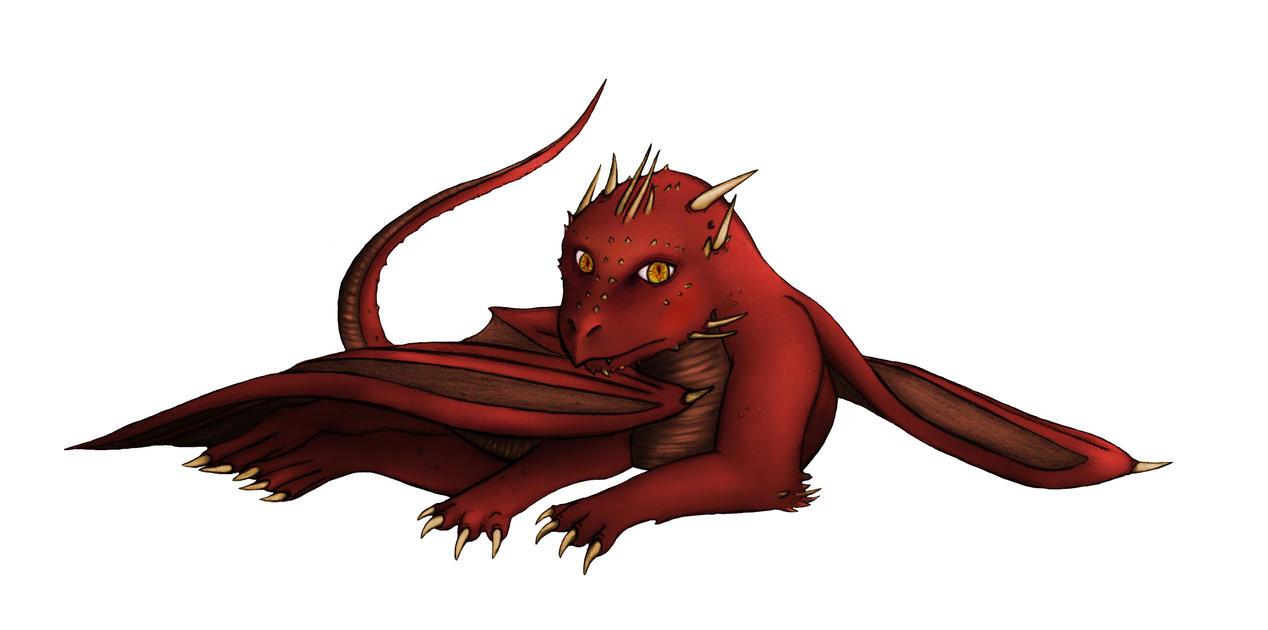 Hatchling by sixlegdragon