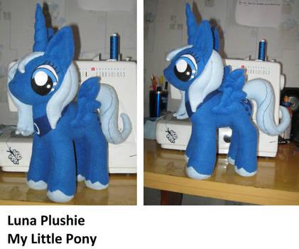 Luna My Little Pony Plush