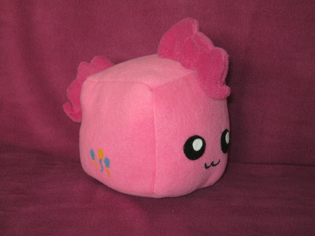 Pinkie Pie Cube by PlushWorkshop