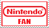 Nintendo Fan .:Stamp:. by amandinhas