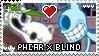 Phear Lap x Blind Specter by amandinhas