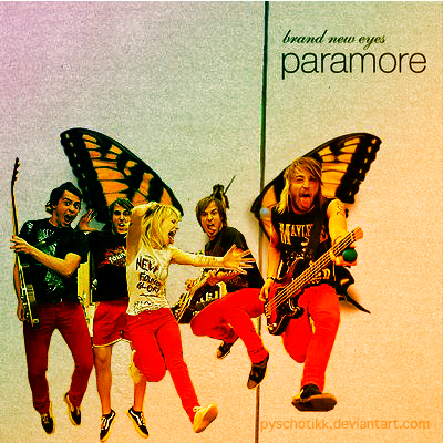paramore wallpaper brand new eyes images