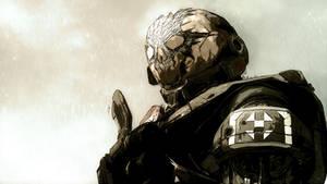 Halo - Noble Four - Emile by freejimmy