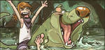 WE LOVE SWAMP by Gatordog