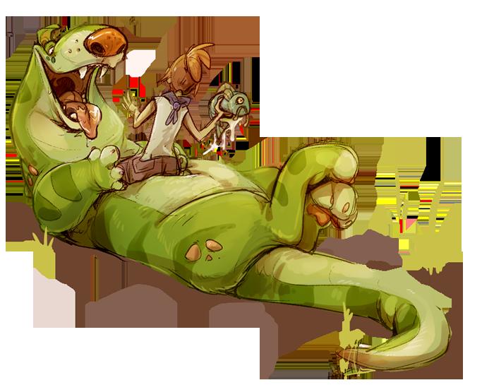 Down the Hatch! by Gatordog