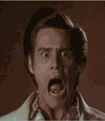 Jim Carrey TEEHEE by ZombieUnicornTurtle