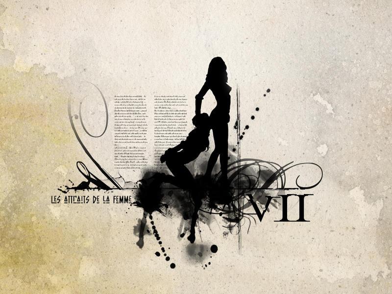 Les attraits de la femme 7 by Underworldsun