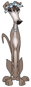 TUBEMillieGreyhoundMANDY by Pippyiongstocking