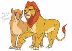 My how you've grown, Kion.