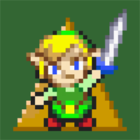 Four Swords Link Avatar by The-MissingLink