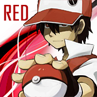 Pokemon Trainer Red Avatar by The-MissingLink
