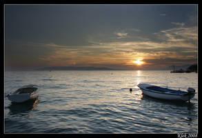 Makarska - Camci 2 by Klek