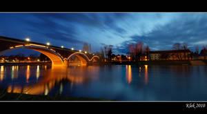 Stari Most Panorama xyz by Klek
