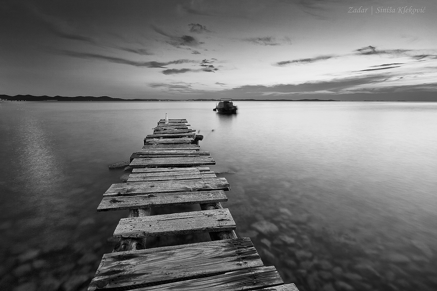 Zadar BW by Klek