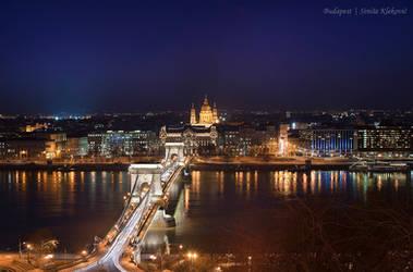 Budapest by Klek