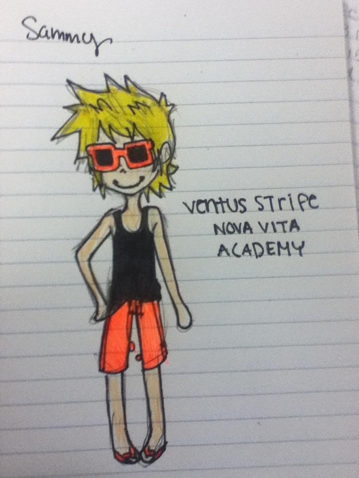 Ven Nova Vita Academy by sammicav222