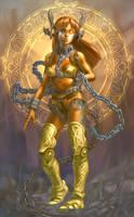 Zelda items- Hookshot by juneonnaise