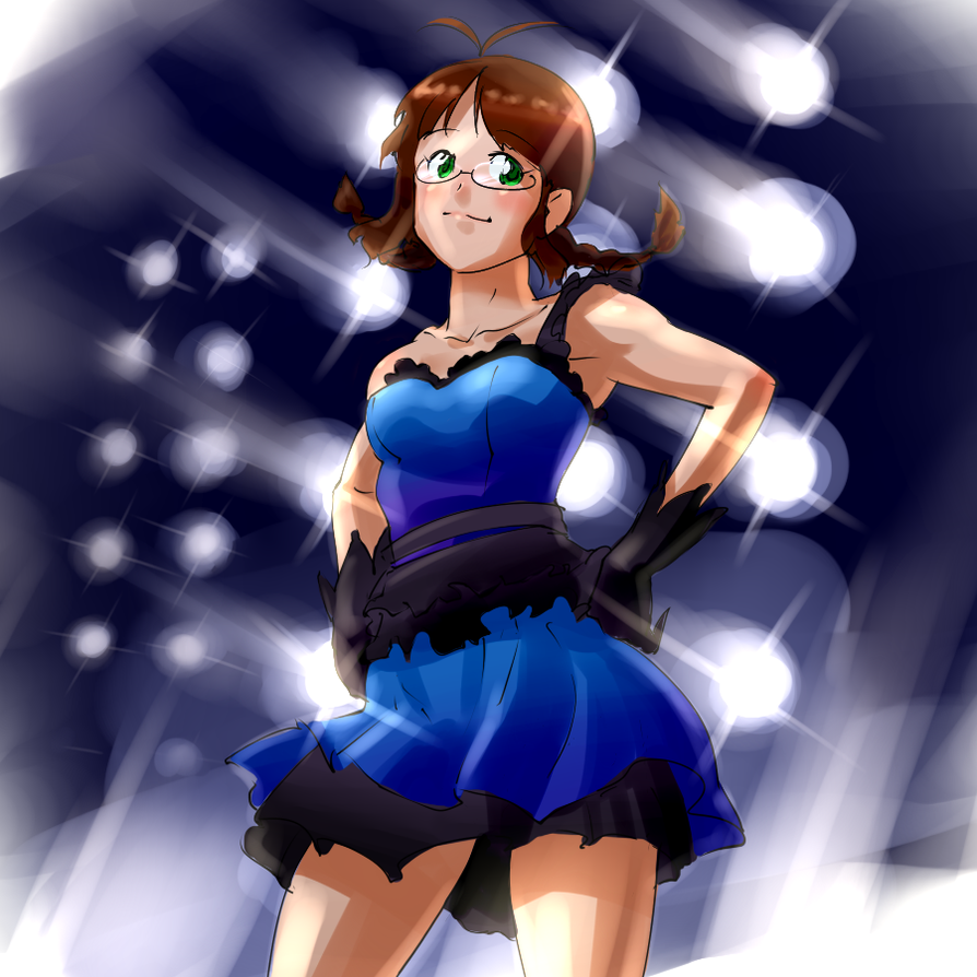 Ritsuko Live by juneonnaise