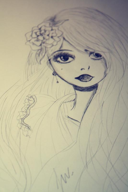 Rose. by Lunawaii