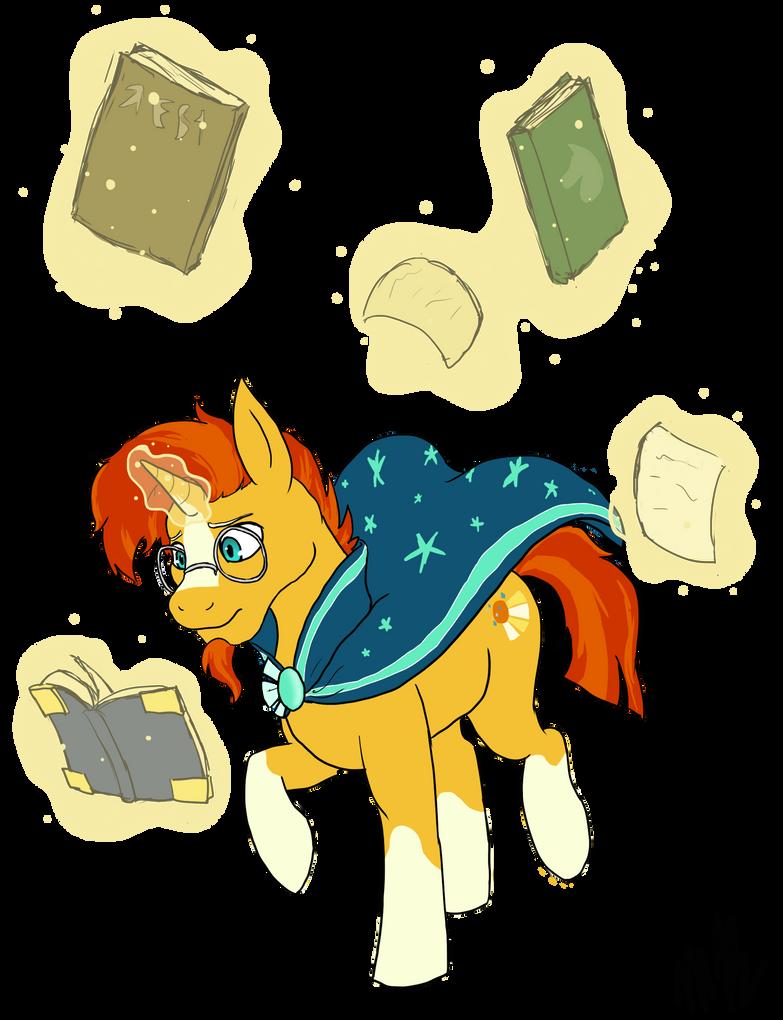 Horse Nerd by Moonstruck-badger