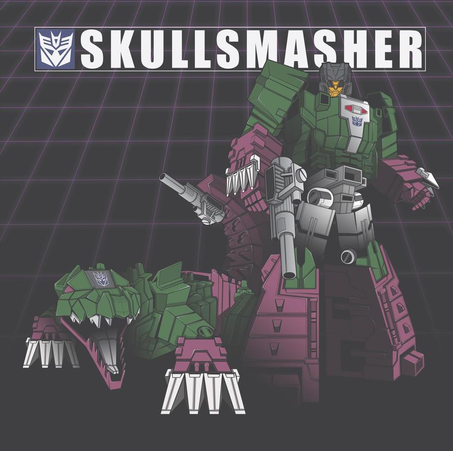 Skullsmasher by The-Cosmic-Kid