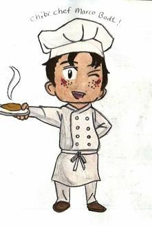 chibi chef marco