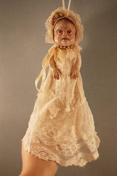 Victorian Ghost Baby