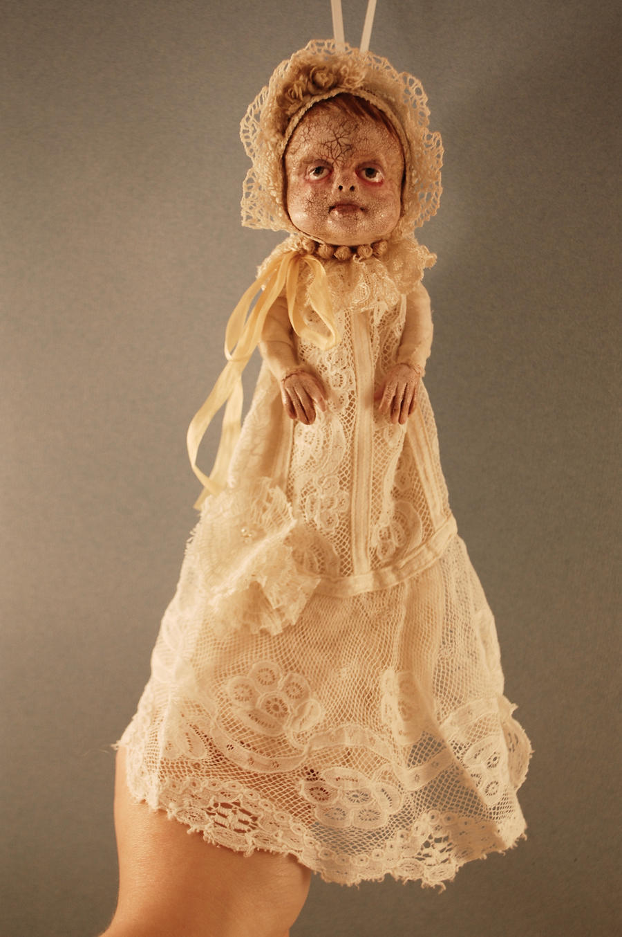 Victorian Ghost Baby by Woodedwoods