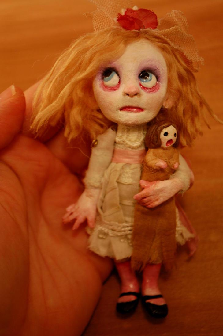 little Jillian by Woodedwoods