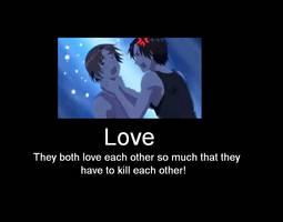 Love by MyWorstNightmares