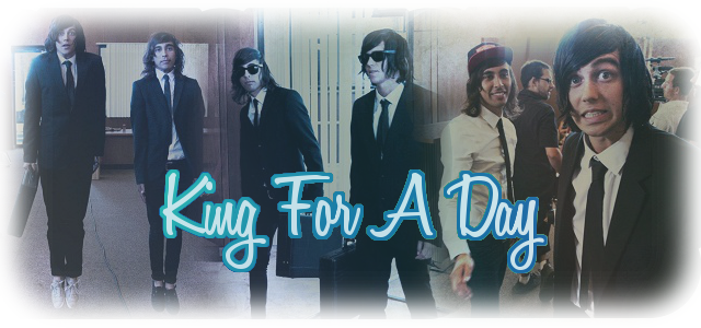 Vic Fuentes and Kellin Quinn - King For A Day by XxstarlighttxXVic Fuentes And Kellin Quinn King For A Day