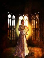Jane Seymour by agosbeatle